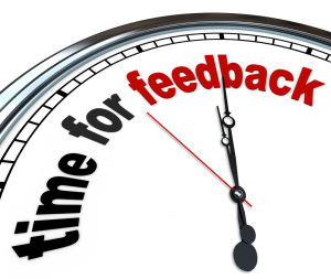 Feedback over je event: Leren luisteren